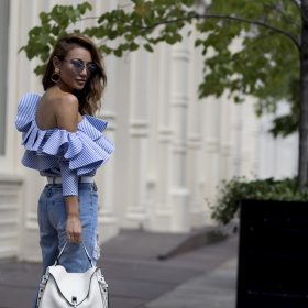 Ruffles: fashion trends to watch