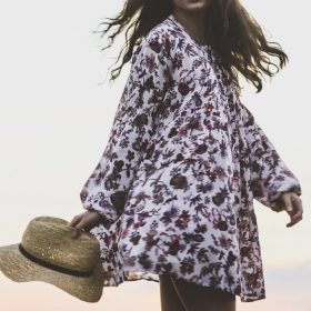 The best of floral print clothing
