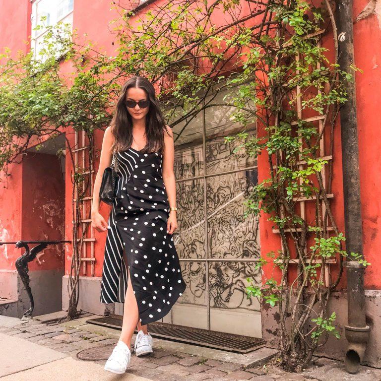 Trendy dress 2018