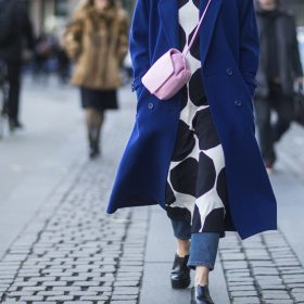 Polka-dot fashion