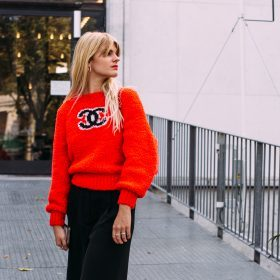 Is it me or did knitwear just get seriously fun?