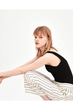 Zara TEXTURED BODYSUIT
