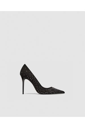 dc202c02708 Cheap Zara Heeled Pumps for Women on Sale