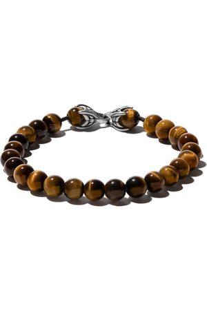 David Yurman Spiritual Beads tiger eye bracelet