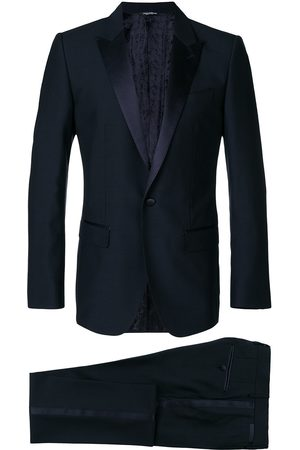 Dolce & Gabbana Satin trim dinner suit