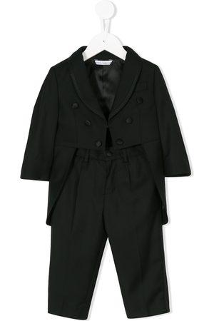 Dolce & Gabbana Tuxedo romper
