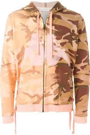 FAITH CONNEXION Kappa camouflage hoodie