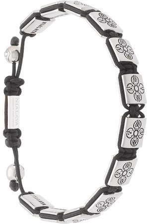 Nialaya Men Bracelets - Dorje beaded bracelet
