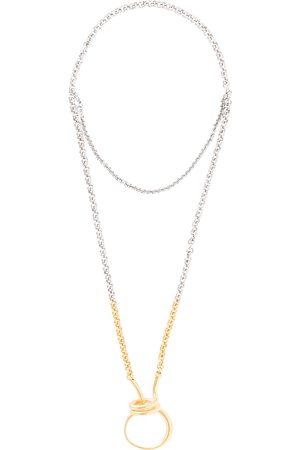 CHARLOTTE CHESNAIS Women Necklaces - Round Trip necklace