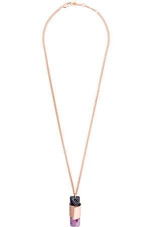 Coup De Coeur Gate Stone necklace