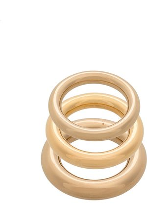 CHARLOTTE CHESNAIS Brahma set of rings