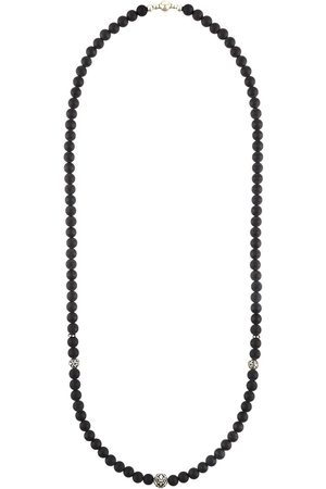 Nialaya Men Necklaces - Beaded necklace