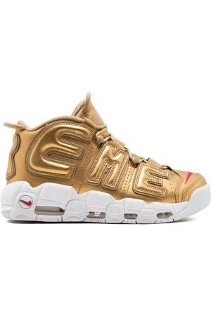 Supreme X Nike Air More Uptempo sneakers