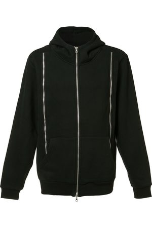 MOSTLY HEARD RARELY SEEN Zippers hoodie