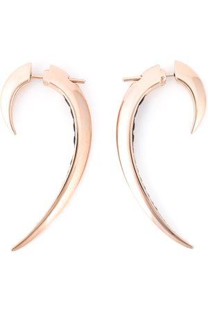 SHAUN LEANE Hook spinel earrings