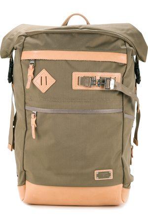 As2ov Ballistic nylon roll backpack