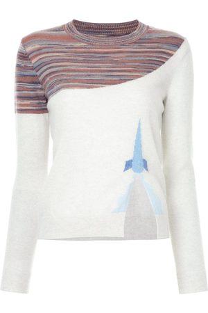Onefifteen Striped detail jumper