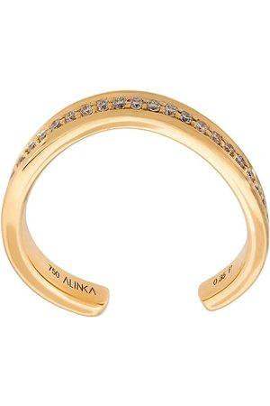 ALINKA TANIA' thumb ring diamond full surround