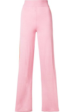 Cashmere In Love Esther striped trousers