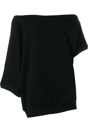 Ioana Ciolacu Off-the-shoulder sweatshirt