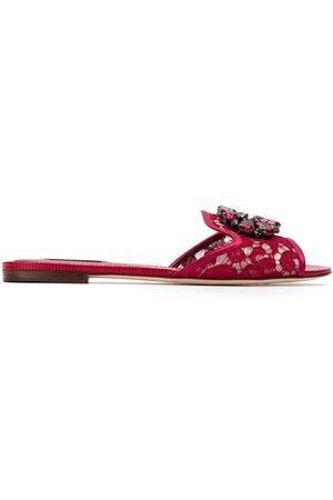 Dolce & Gabbana Bianca slides