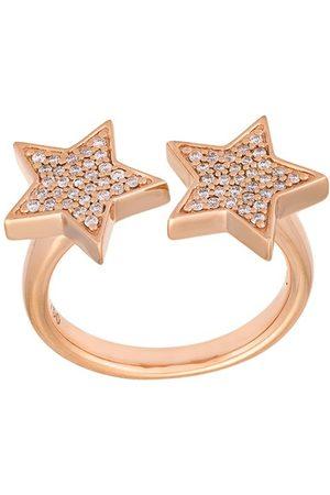ALINKA Stasia' double diamond star ring
