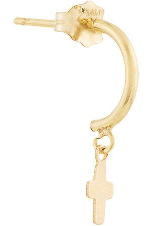 Petite Grand Women Earrings - Gold Cross Mix and Match earring