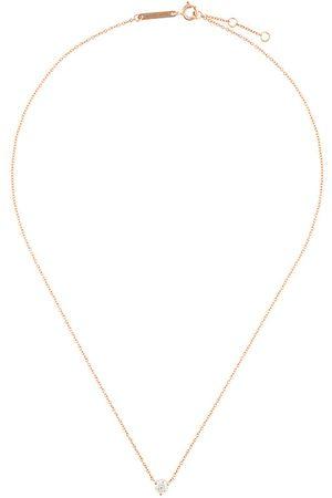 DELFINA DELETTREZ Dots Solitaire diamond necklace