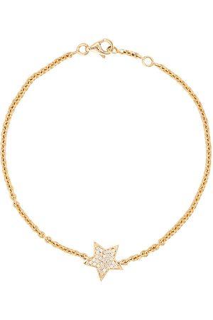 ALINKA STASIA 18kt gold and diamond Star bracelet