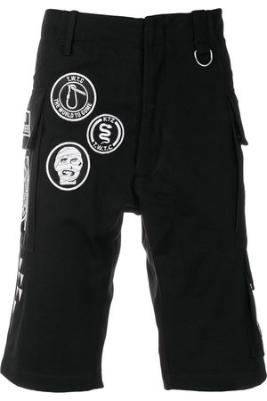 KTZ Scout patches military shorts
