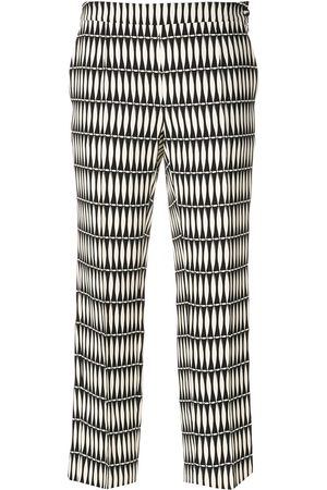 Lanvin Printed trousers
