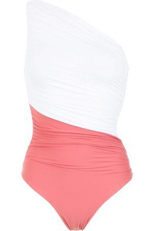 Brigitte Bi-colour swimsuit