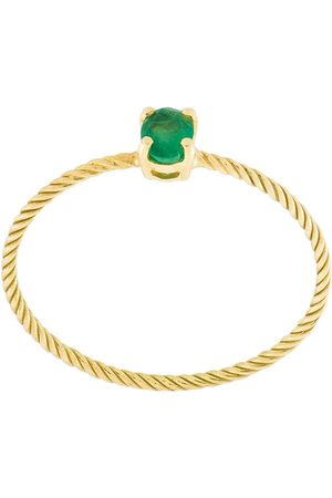 WOUTERS & HENDRIX Emerald ring