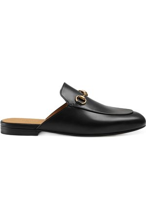 Gucci Princetown leather slipper