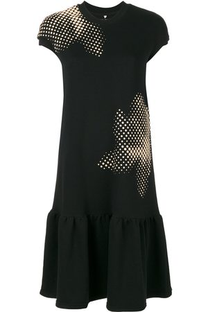 Ioana Ciolacu T-shirt drop waist dress