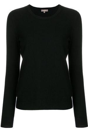 N.PEAL Cashmere round neck jumper