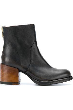 SARTORI Block heel ankle boots