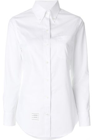 Thom Browne Button-down slim-fit shirt