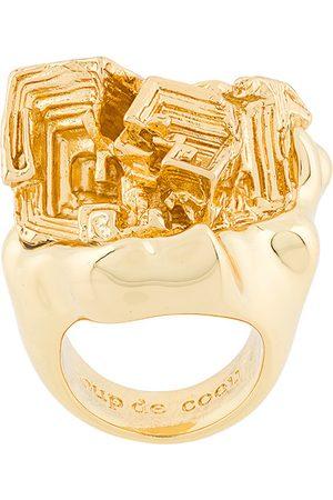 Coup De Coeur Women Rings - Vortex stone ring
