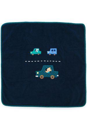 Familiar Car patch blanket
