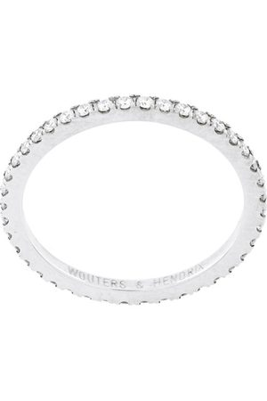 WOUTERS & HENDRIX Full diamond ring