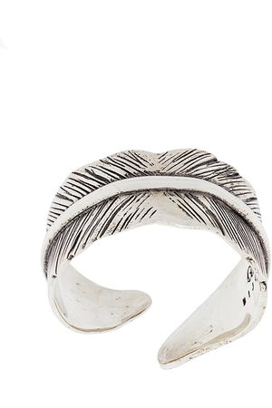 Gas Bijoux Penna feather ring