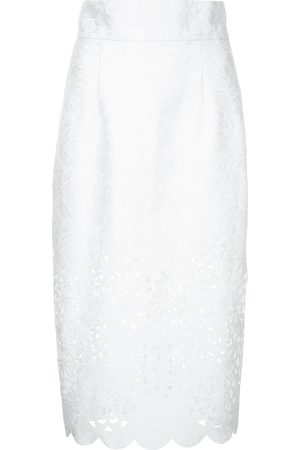 Bambah Cut out pencil skirt