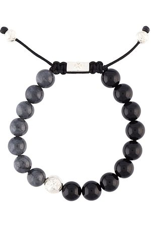 Nialaya Men Bracelets - Beaded bracelet
