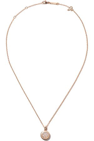 Chopard 18kt Happy Diamonds Icons necklace