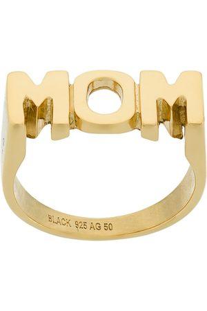 Maria Black Women Rings - Mom ring