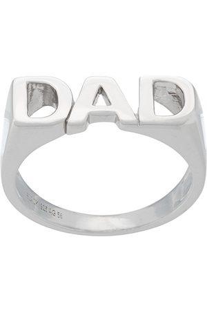 Maria Black Men Rings - Dad ring