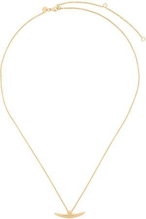 SHAUN LEANE Arc necklace