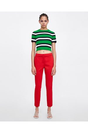 latest releases matching in colour fashion design Jogger waist trousers