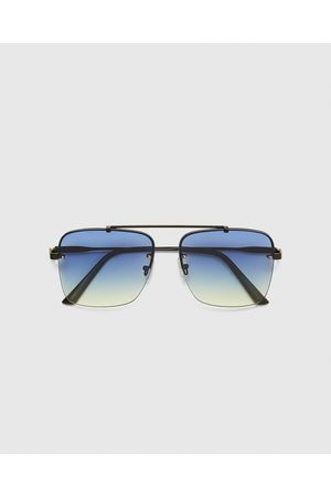 Zara TWO-TONE LENS SUNGLASSES
